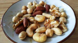 昔ながらの6種のミックスナッツ