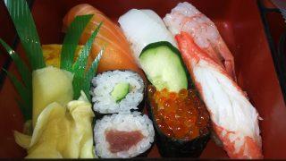お寿司アップ(海賓にぎりセット)|つきじ海賓