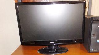 Acer H223HQ(液晶ディスプレイ)