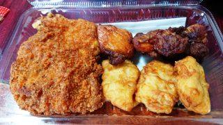 チキンセットA|CoCo壱番屋