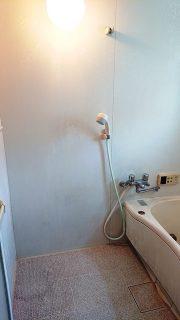 洗い場(クリーニング前)|ゼロクリーニング