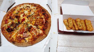 ピザとポテト|ピザーラ(dデリバリー利用)